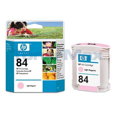 HP NO 84 INK CARTRIDGE LIGHT MAGENTA